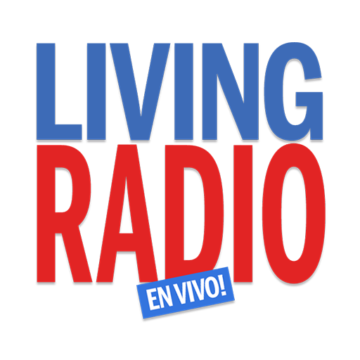 Logo de LIVING RADIO
